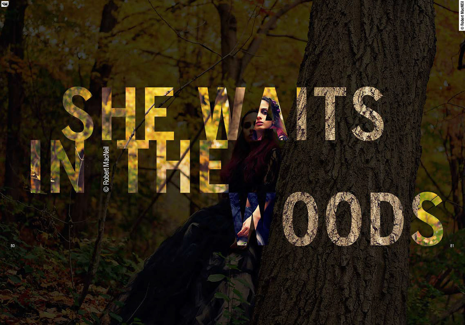 She Waits In The Woods