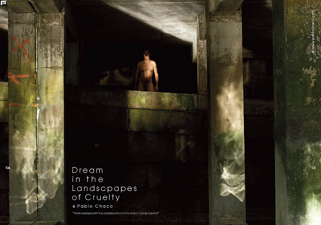 Dream in the landscapes of cruelty