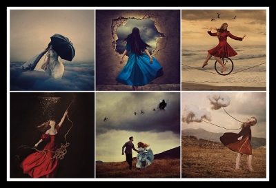 Brooke Shaden New Worlds - Issue #20