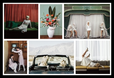 Anja Niemi Photographing in costume - Issue #31